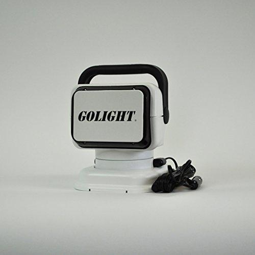 Golight Golight Portable RadioRay w/Magnetic Shoe - White review