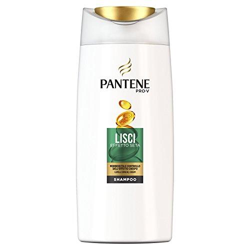 Pantene Rigenera & Protegge Shampoo  Lisci Effetto Seta per Capelli Opachi o Crespi - 675 ml