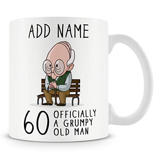 Officially A Grumpy Old Man Mug