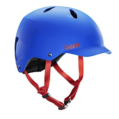 bern(バーン) ヘルメット ヘルメット BANDITO ボーイズ 自転車 スケートボード BE-BB03EMCOB-12 Matte Cobalt S-M