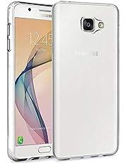 Zore 3335 Galaxy J7 Prime için Kılıf Ultra İnce Silikon Kapak, 0.2 mm