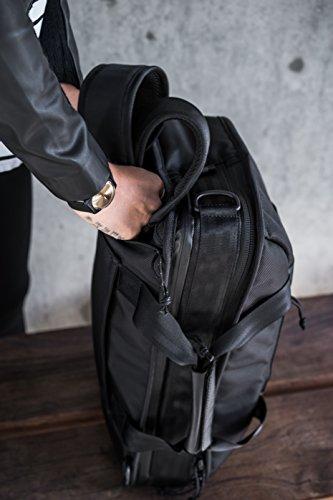 [クローム]VEGA(2019年モデル)ベガ3WAYビジネスブリーフバッグリュックブラック