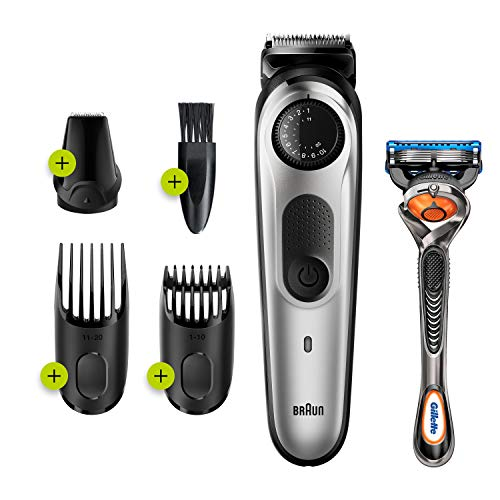 Braun BT5260 Electric Beard Trimmer for Men