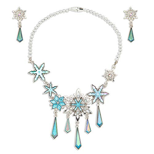 Disney Elsa Jewelry Set Metallic