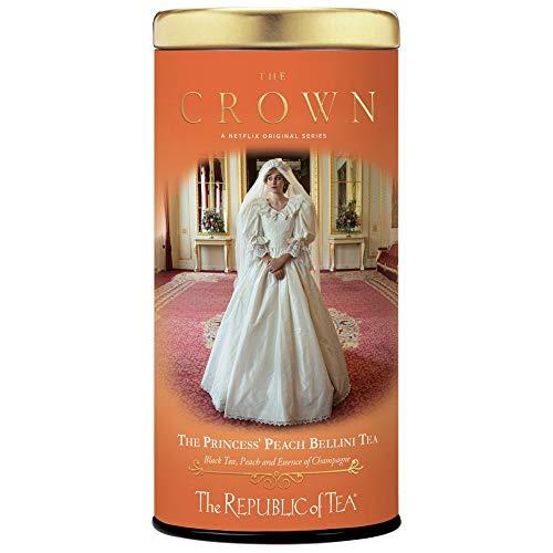 The Republic of Tea The Crown: The Princess' Peach Bellini Tea
