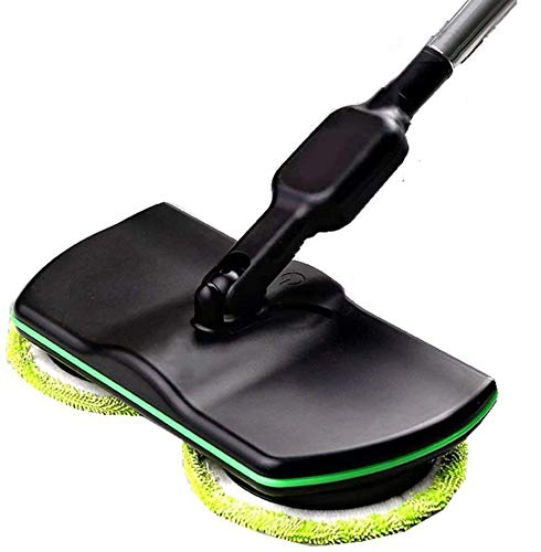 Fai Top Electric Spinning Mop Cordless,Powered Floor Scrubber and...