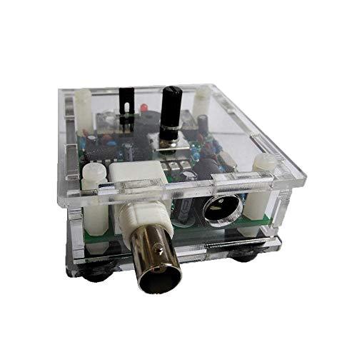 Acxico 1Set Pixie DIY Kits 7.023MHz Shortwave Radio 40M CW Receiver Transmitter with Buzzer LED Transceiver