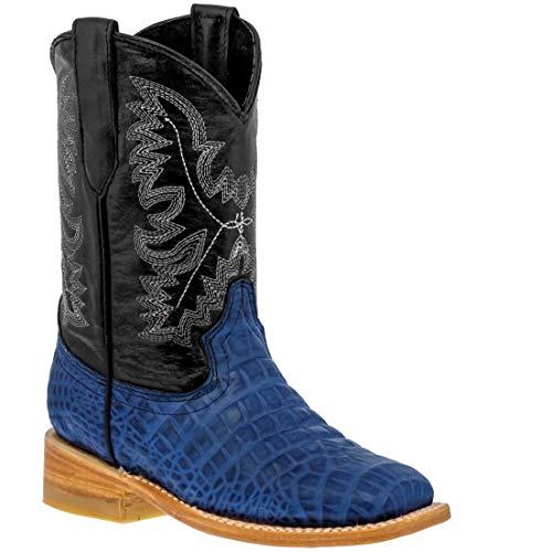 Kids Cowboy Boots Pattern