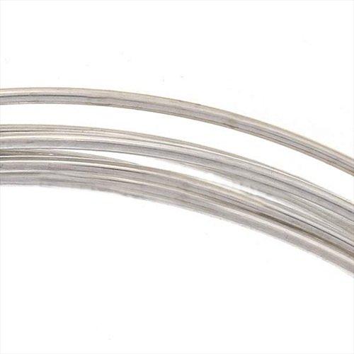 Beadaholique Sterling Silver Wire 20 Gauge Round Dead Soft (5 Feet)