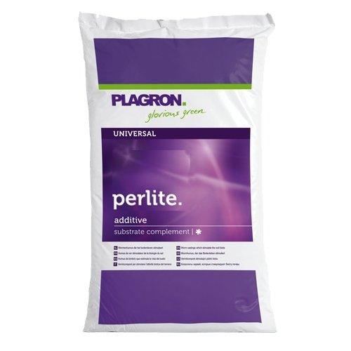 Bolsa / Saco de sustrato para el cultivo Plagron Perlita Expandida Perlite (10L)