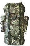 AR TACTICAL BW Kampfrucksack 65 Liter Outdoor Trekking Wandern Rucksack -