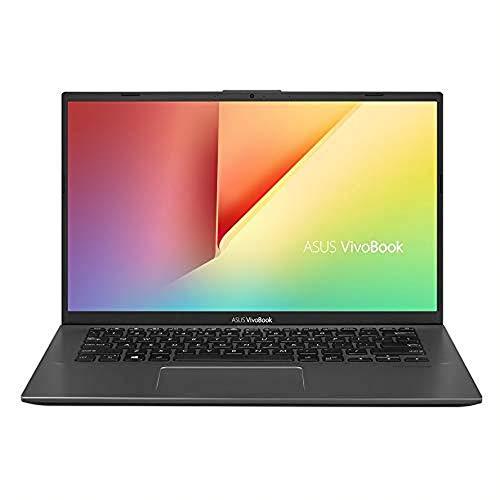 "ASUS VivoBook S14 S412FA-EK678T - Portátil de 14"" FullHD (Intel Core i5-10210U, 8GB RAM, 512GB SSD, Intel UHD Graphics, Windows 10) Gris Pizarra - Teclado QWERTY español"