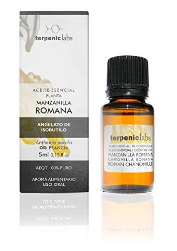 Terpenic evo Manzanilla Romana Aceite Esencial Alimentario 5Ml. 5 ml 1 Unidad