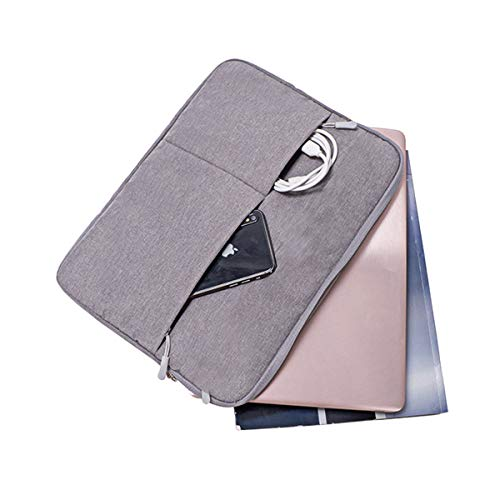 Tablet Laptop Bag 13 Inch Briefcase Shoulder Bag Water Repellent Laptop Bag Satchel Tablet Bussiness Carrying Handbag Laptop Sleeve for Carrying Handbag Compatible 13' MacBook Air/MacBook Pro