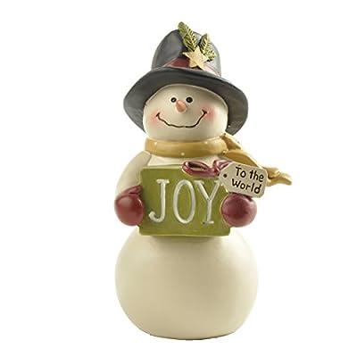 ENNAS Snowman Figurine