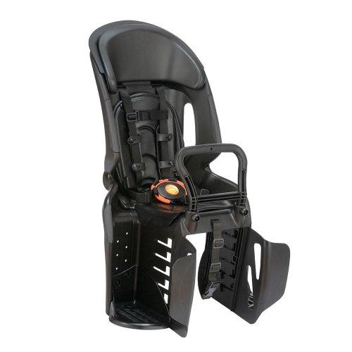 オージーケー技研 リアキッズシート (RBCシリーズ)RBC-011DX3(ヘッドレスト付コンフォートリアキッズシート )ブラック/ブラック 自転車用