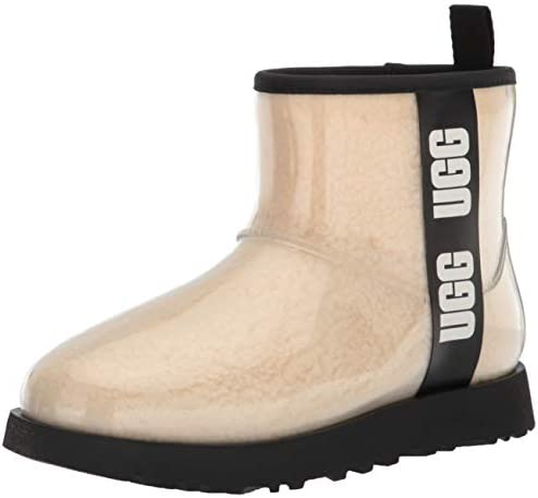 Clear boots with color _image0