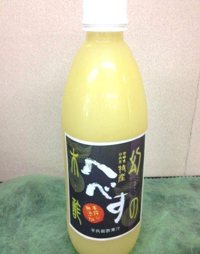 ひむかどりー夢 へべす果汁 500ml