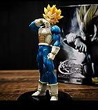 Figura de dragón Ball de Vegeta de PVC, modelo grande, figuras de juguete de animales Saiyan, modelo...