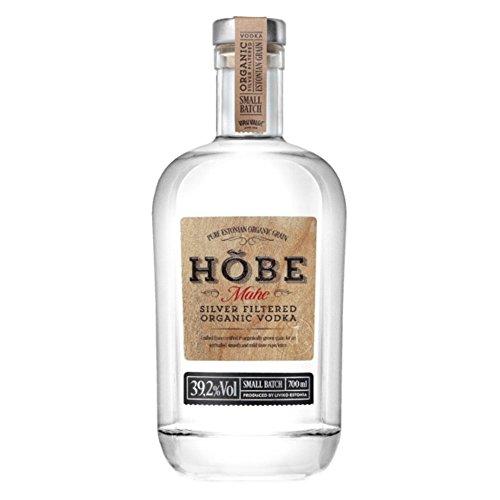 Hõbe Höbe Mahe Vodka Organic 39,2%, 700ml