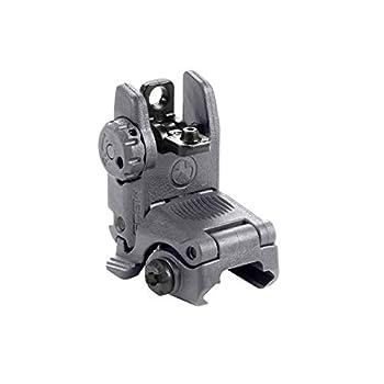 Magpul Flip-Up Backup Sights Gray Rear Sight