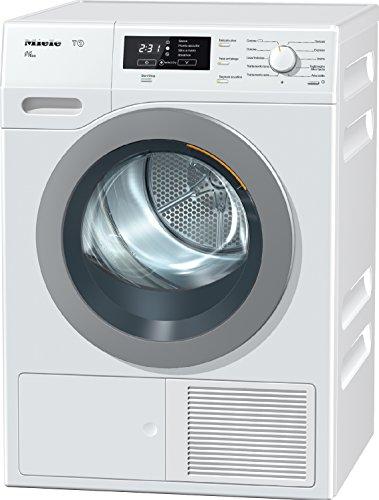 Miele TKB 650 WP LW ECO Libera installazione Carica frontale 8kg A++ Bianco asciugatrice