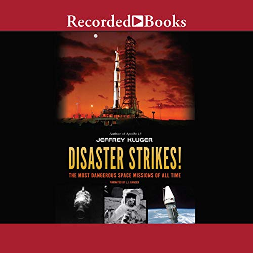 Disaster Strikes! Audiobook By Jeffrey Kluger cover art