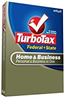 TurboTax Home & Business Federal + State + eFile 2008 [OLD VERSION] [並行輸入品]