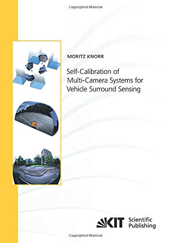 Self-Calibration of Multi-Camera Systems for Vehicle Surround Sensing