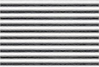"""1:16 Corrugated Siding Sheet, 7.5""""x12"""" (2)"""