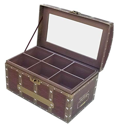 Sunshine Box Factory Pirate Treasure Chest