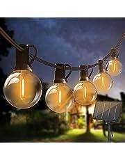 Bomcosy G40 LED Solar Lichtketting Buiten