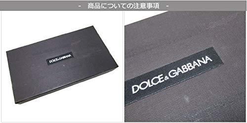 DOLCE&GABBANA『型押しレザーラウンドファスナー長財布(BI0473-A1001-80402)』