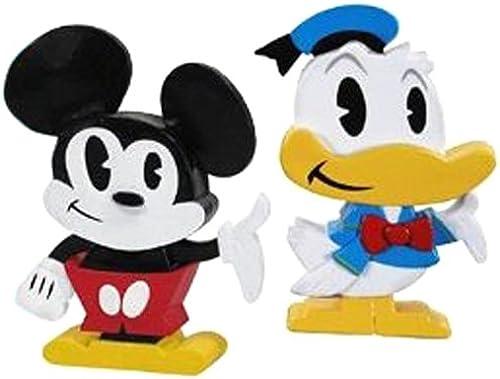 Funko Pop Disney, Pack 2 guren Mini Blox  Mickey Mouse & Donald (funblox2740)