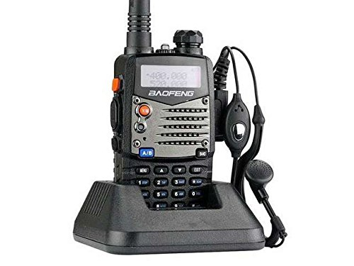 BAOFENG UV-5RA Dual-Band (136-174/400-480MHz) FM Walkie-Talkies Handfunkgerät
