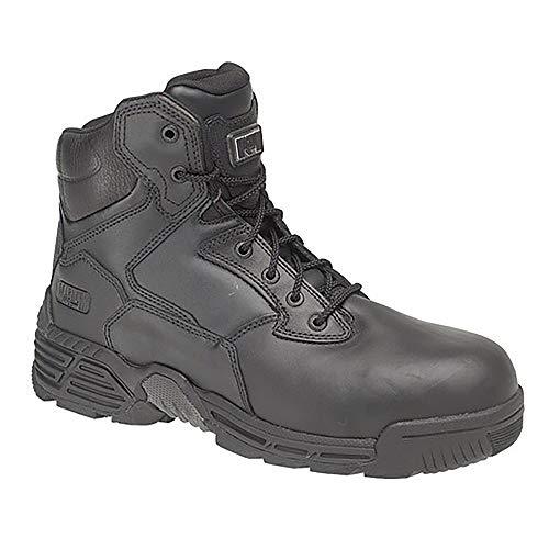 Magnum - Botas Militares Stealth Force 6inch (37422) para Chico Hombre (45 EU) (Negro)