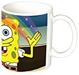 MasTazas Bob Esponja Spongebob E Taza Ceramica