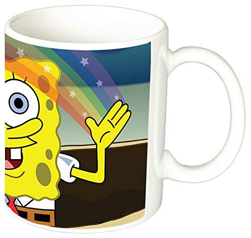 MasTazas Bob Esponja Spongebob E Tasse Mug