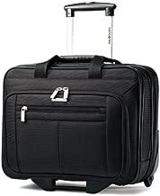 Samsonite Classic Wheeled Business Case, Black, 16.5 x 8 x 13.25-Inch
