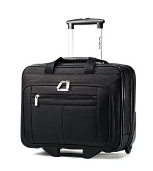 Samsonite Classic Wheeled Business Case Black 16.5 x 8 x 13.25-Inch