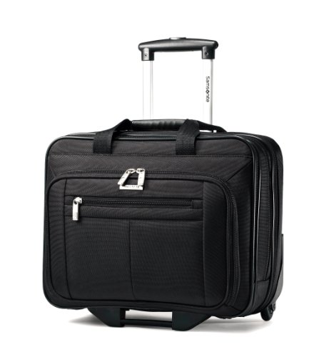 Samsonite Classic Wheeled Business Case, Black,...