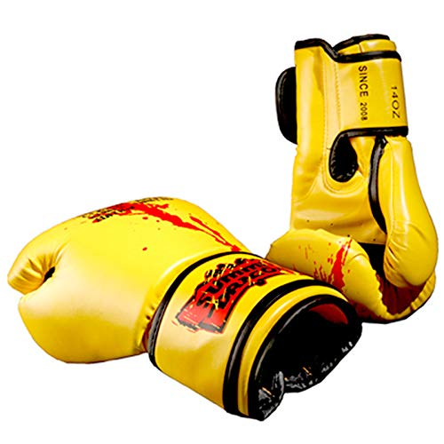 Gloves for Muay Thai Guantes de Boxeo para Adulto Hechos de