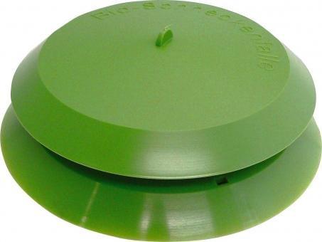 Preisvergleich Produktbild Triuso Bio-Schneckenfalle 3tlg grün zur Befüllung mit Bier Schneckenfalle Falle für Schnecken Schneckenfallen umweltfreundliche Schnecken bekämpfung