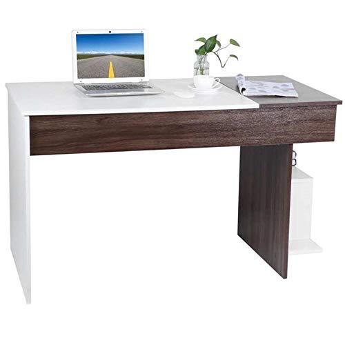 Escritorio de la computadora Mobiliario Moderno de la Oficina del Escritorio de la computadora con el Escritorio del Estante Las Estaciones de Trabajo informáticas