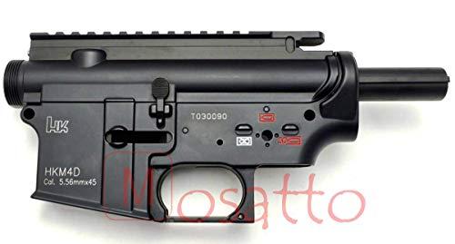 『メーカー廃盤品生産中止』 HurricaE H&K HK416 HKM4D メタルフレーム アルミ強化フレーム HK 416 416D