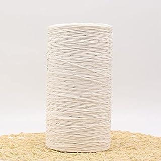 GUINA 500g / Lot été Raphia Paille Tricot Naturel Crochet Tricots Laine Fil Chapeaux Sacs paniers Fil pour Tricot à la Main