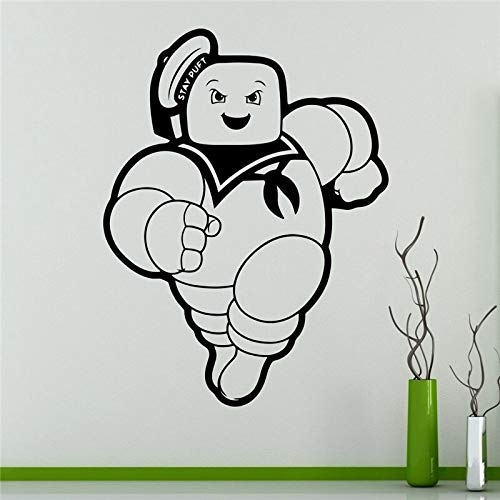 Hetingyue Buffy Leave Animation Series Cartoon Wall Sticker Vinyl Wall Decals Family Indoor verwijderbare Kids Decoratie