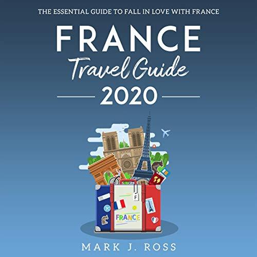France Travel Guide 2020 cover art