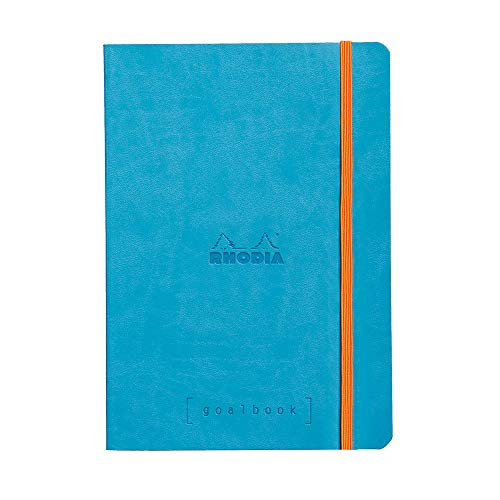 Rhodia 117747C - Goalbook, color turquesa