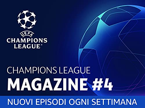 Champions League Magazine #4